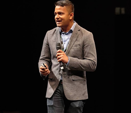 Dev Basu, CEO of Powered By Search